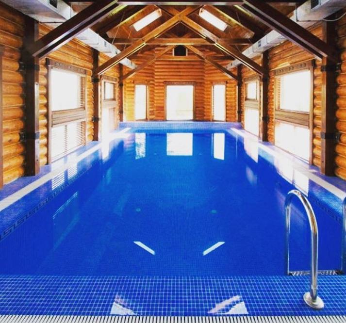 вентиляция бассейна в частном доме